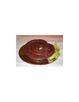 boudin noir périgourdin à la viande - brasse de 1.4 kg