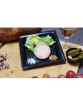 Médaillon de Foie Gras de Canard 50% Bloc de Foie Gras