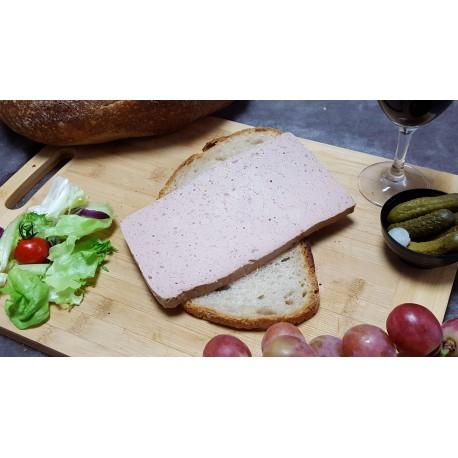 Mousse de Foie de Porc - 1 tranche 180 gr