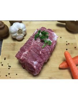 Rôti de Porc dans l'échine 1 kg (4 à 6 personnes) Porc Périgord