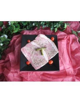 Poitrine de Porc Farcie Spéciale Plancha - 2 tranches 200 gr environ
