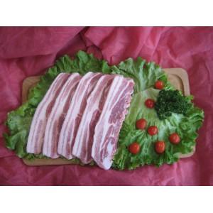 Ventrèche de Porc à griller 10 à 12 tranches - Barquette de 1 kg